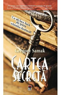 Cartea secreta - Gregory Samak