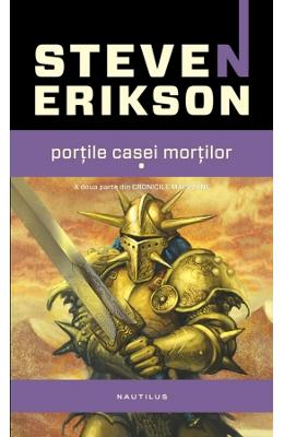 Portile Casei Mortilor Vol.1+2 - Steven Erikson