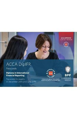 DipIFR Diploma in International Financial Reporting: Passcards