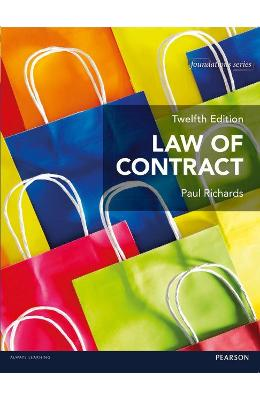 Law of Contract 12th edition MyLawChamber pack - Paul Richards