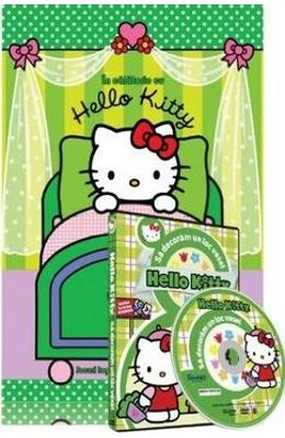 In calatorie cu Hello Kitty + DVD Sa decoram un loc vesel!