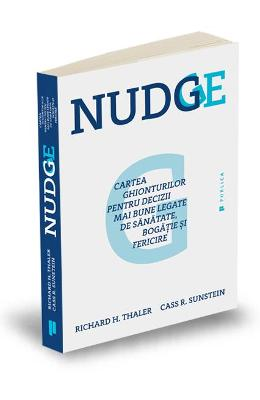 Nudge - Richard Thaler, Cass Sunstein