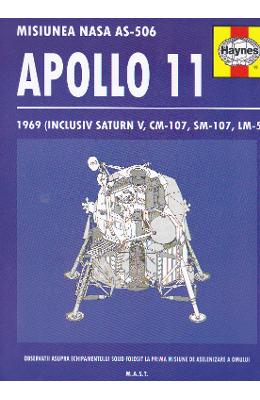 Apollo 11. Misiunea NASA AS-506