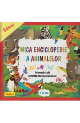 Mica enciclopedie a animalelor 4-8 ani