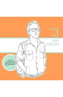 Colour Me Good Ryan Gosling 1 - Mel Elliott imagine