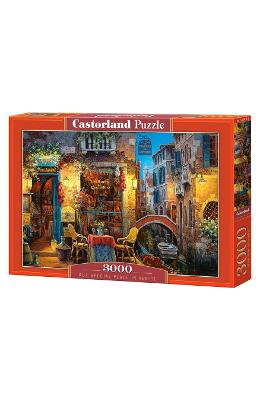 Puzzle 3000. Our Special Place in Venice