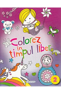 Colorez in timpul liber 2 (mov) de la libris.ro