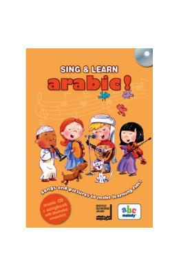 Sing And Learn Arabic! + Cd