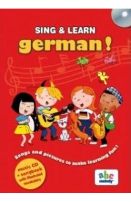 Sing And Learn German! + Cd