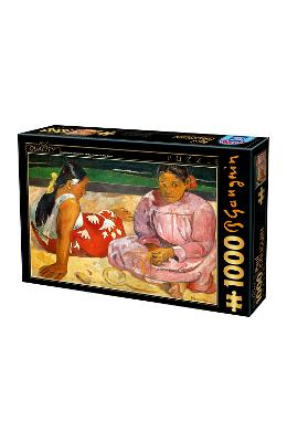 Puzzle 1000 Paul Gauguin - Tahitian Women on the Beach