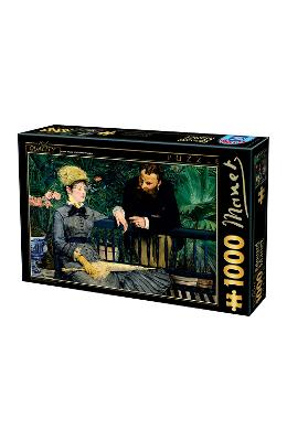 Puzzle 1000 Edouard Manet - In The Conservatory (73068-03)