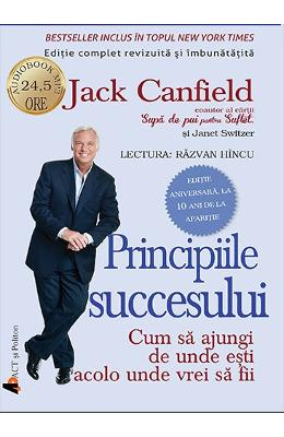 CD Principiile succesului - Jack Canfield
