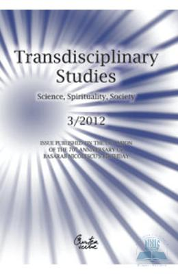 Transdisciplinary studies 3/2012