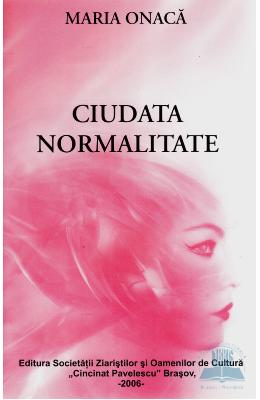 Ciudata normalitate – Maria Onaca | Black Friday