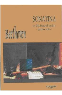 Sonatina In Mi Bemol Major - Piano Solo - Beethove