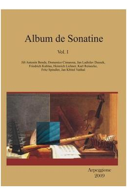 Album De Sonatine Vol 1 PDF, Download, Pret, Oferte