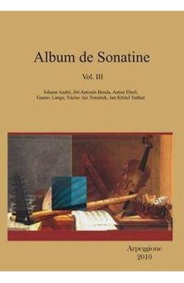 Album De Sonatine Vol 3