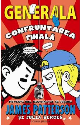 Generala Vol.5: Confruntarea Finala - James Patterson