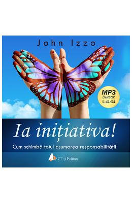 CD Ia Initiativa! Mp3 - John Izzo