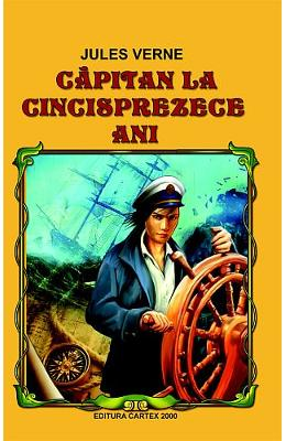 Capitan la cincisprezece ani ed.2014 - Jules Verne