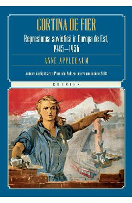 Cortina de fier - Anne Applebaum