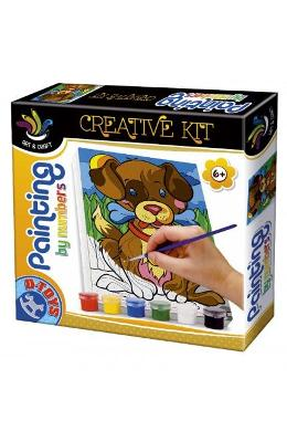 Painting By Numbers - Creative Kit - Catelus