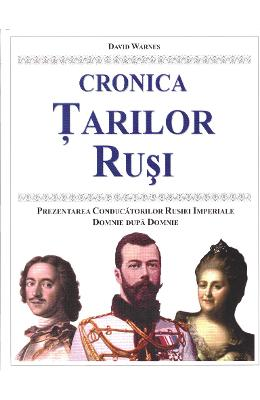 Cronica tarilor rusi - David Warnes
