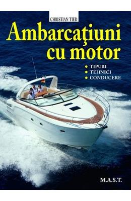 Ambarcatiuni cu motor - Christian Tied