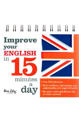 Improve your English in 15 minutes a day imagine libris 2021