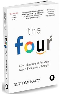 The four – Scott Galloway de la libris.ro