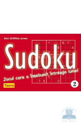 Sudoku 2 - Sam Griffiths-Jones