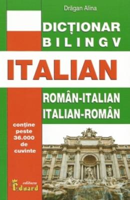 Dictionar bilingv italian - Dragan Alina