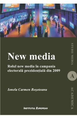 New Media - Ionela Carmen Bosoteanu