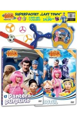 Superpachet Lazy Town
