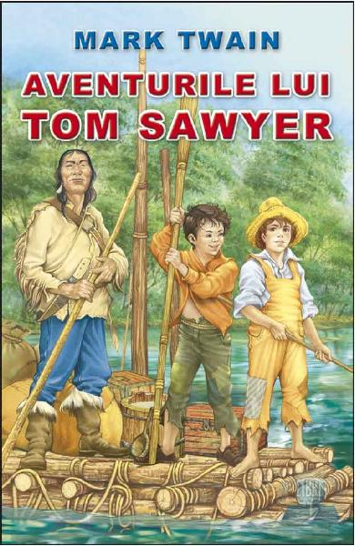 Image result for aventurile lui tom sawyer