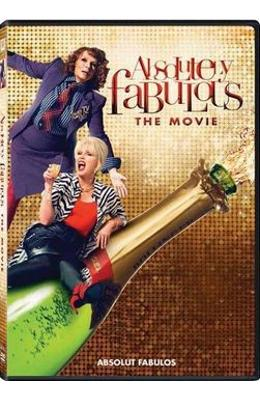 DVD Absolutely fabulous the movie - Absolut fabulos