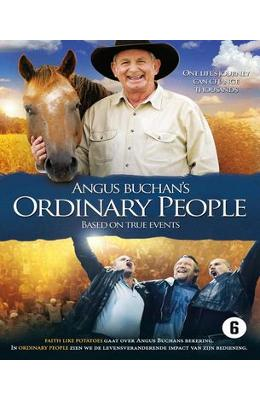 DVD Angus Buchan s Ordinary people (fara subtitrare in limba romana)