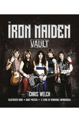 The Iron Maiden Vault - Chris Welch