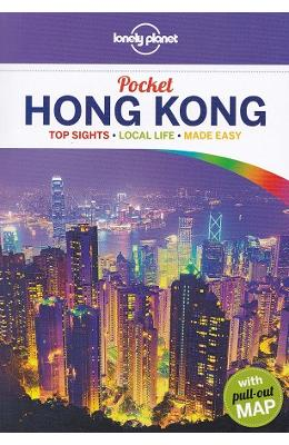 Lonely Planet: Pocket Hong Kong - Piera Chen