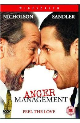 DVD Anger management - Al naibii tratament