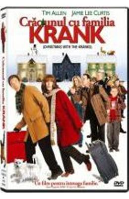 DVD Christmas with the Kranks - Craciunul cu familia Krank