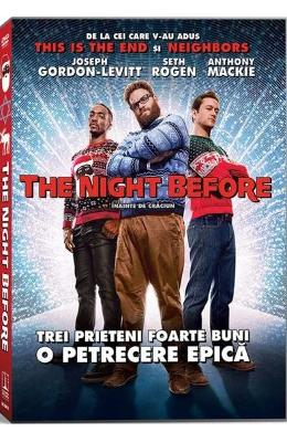 DVD The night before - Inainte de Craciun