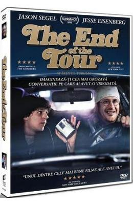 DVD The end of the tour - Sfarsitul turului