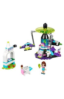 Lego Friends Calatorie spatiala in parcul de distractii 6-12 ani