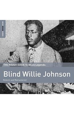 2CD Blind Willie Johnson - Reborn and remastered + Gospel legends (bonus cd)