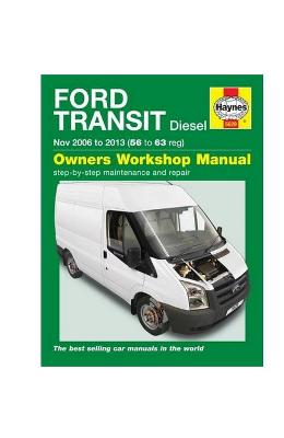 Ford Transit Diesel Service And Repair Manual: 06-13