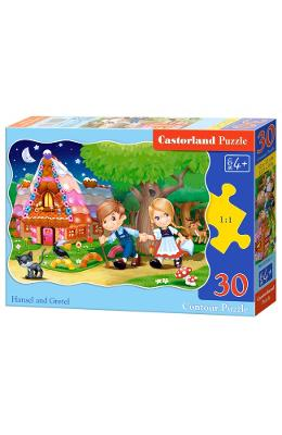 Puzzle 30. Hansel and Gretel
