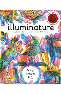 Illuminature: Discover 180 animals with your magic three colour lens - Rachel Williams