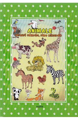 Animale. Versuri adunate, rime minunate