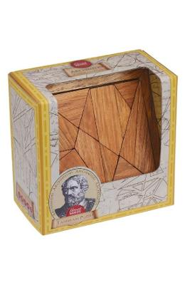 Great minds - Archimedes tangram puzzle - Tangramul lui Arhimede